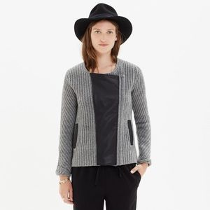 Madewell motorcycle sweater